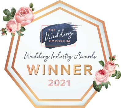 winner of the wedding industry awards